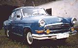 Volga GAZ-21.