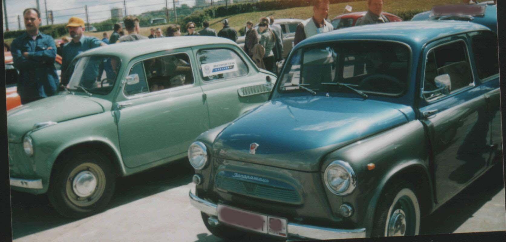 Foto s avtoforuma 2003 v Nizhnem Novgorode!